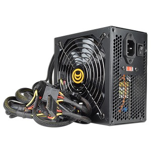 Fuente de Poder A-Power AK 800W 20 +4 pin ATX