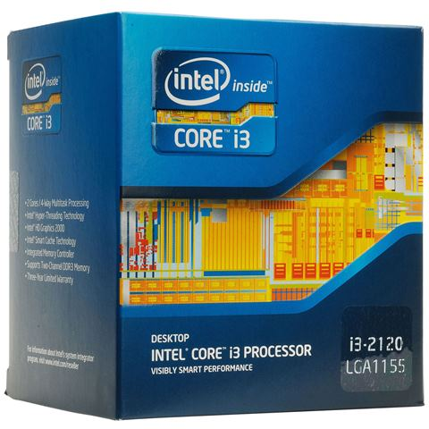 Procesador Intel Core i3 2120