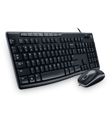 Kit Teclado, Mouse Logitech