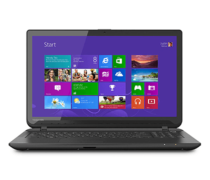 Toshiba Satellite C55T